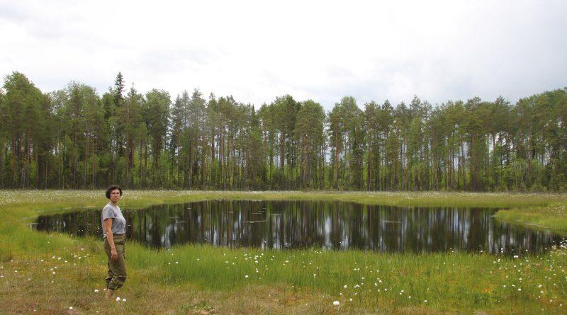 Загадочное озеро Ношульское