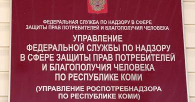Официальная информация Управления Роспотребнадзора по Республике Коми о ситуации с коронавирусом