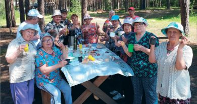 «Активное долголетие»: здоровье, творчество и общение