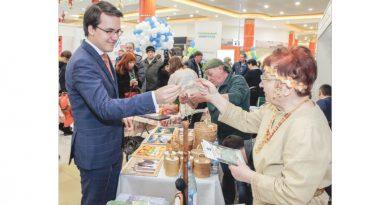Выставка KomiExpoTravel собрала в столице Коми сотню участников из России и зарубежья