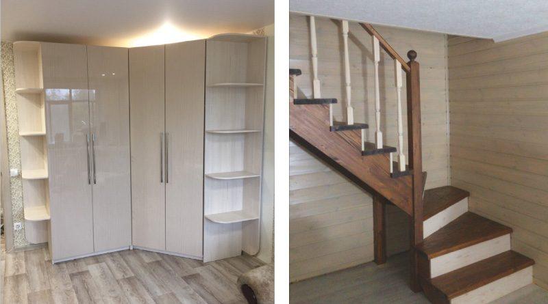 ИП Попов А. Б. Салон мебели и интерьерных лестниц «Альберо»