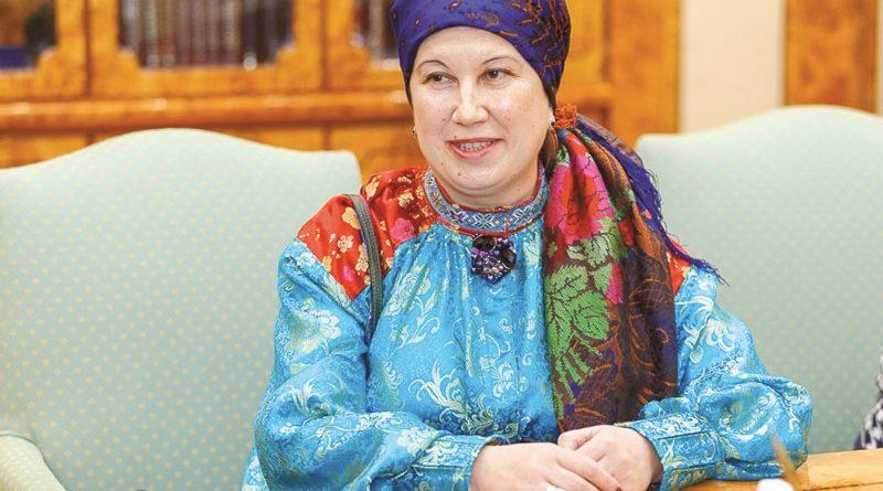 Изьватас Ирина Королева: «Язык, земля, традиции – три святые для нас вещи»