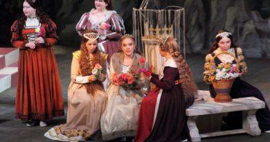 На сцене театра оперы и балета вновь заблистает «Иоланта»