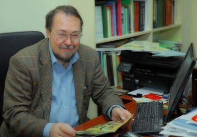 Директору ИЯЛИ Игорю Жеребцову исполняется 60 лет