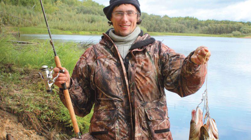 Максим Фомин: «Рыбалка в Коми снится до сих пор»